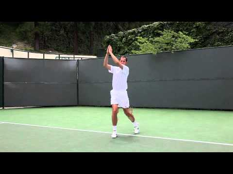 THE TWOHANDED BACKHAND