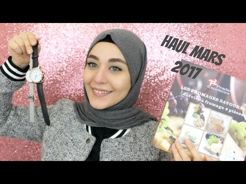 Nouveautés Mars 2017 (Daniel Wellington, Arabian Beauty, Zara, Shein...) | Muslim Queens by Mona