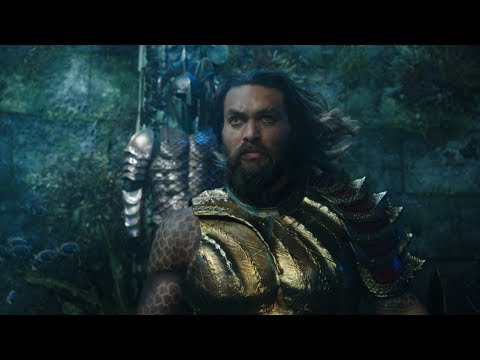 Joe Kelly - I have to see this movie-Aquaman Trailer