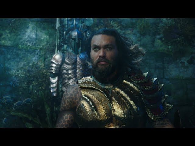 Aquaman - Official Trailer 1