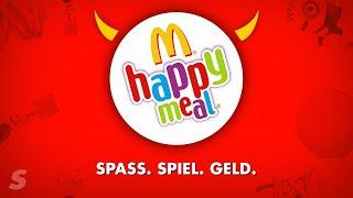 McDonalds: Warum es das Happy Meal wirklich gibt