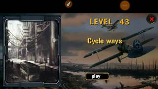 Expedition For Survival Level 43 CYCLE WAYS Walkthrough Game Guide HFG ENA