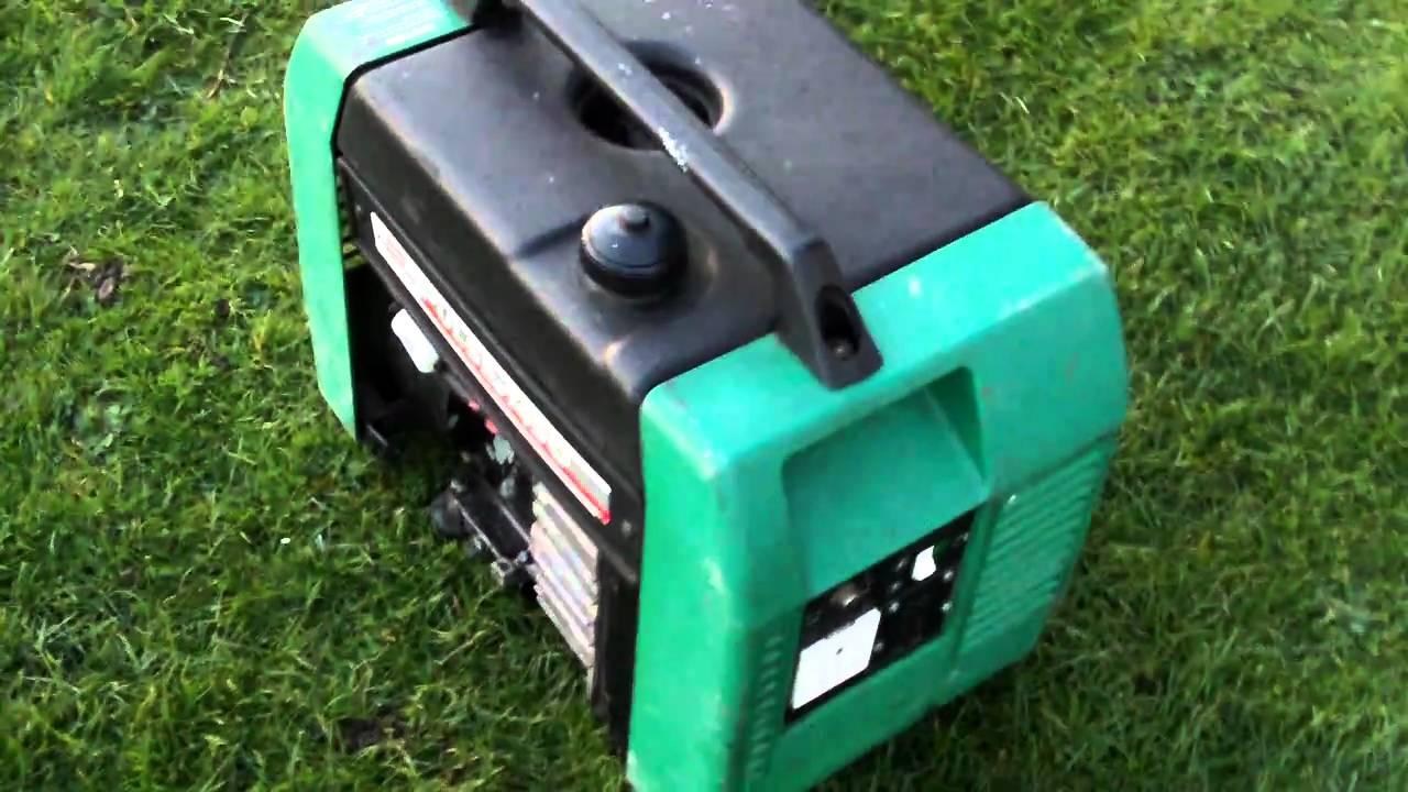 coleman powermate generator youtube rh youtube com Coleman Powermate 5500 Watt Generator Coleman Powermate 1000 Watt Generator