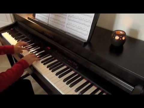 Ludovico Einaudi  - Sarabande -piano cover