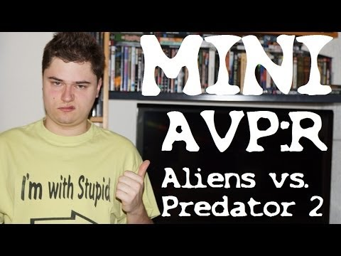 mini AVPR: ALIENS VS. PREDATOR 2 Colin Strause, Greg Strause  Playzocker s 4.191m