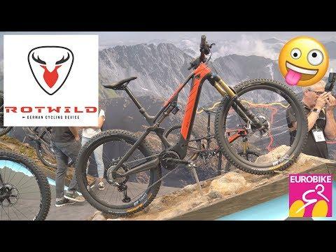 New ROTWILD Bikes 2020 (R.X750 & R.C750) - Eurobike 2019 [4K]