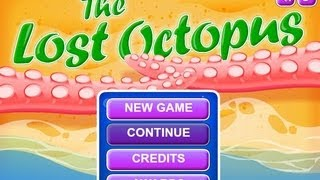 The Lost Octopus Level1-24 Walkthrough