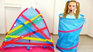 Compilación de nuevos videos para niños. Historias divertidas para niñas.