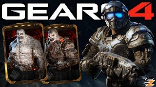 Gears of War 4 - New March Update, Carmine Packs Return, New Craftable Locust characters & More!