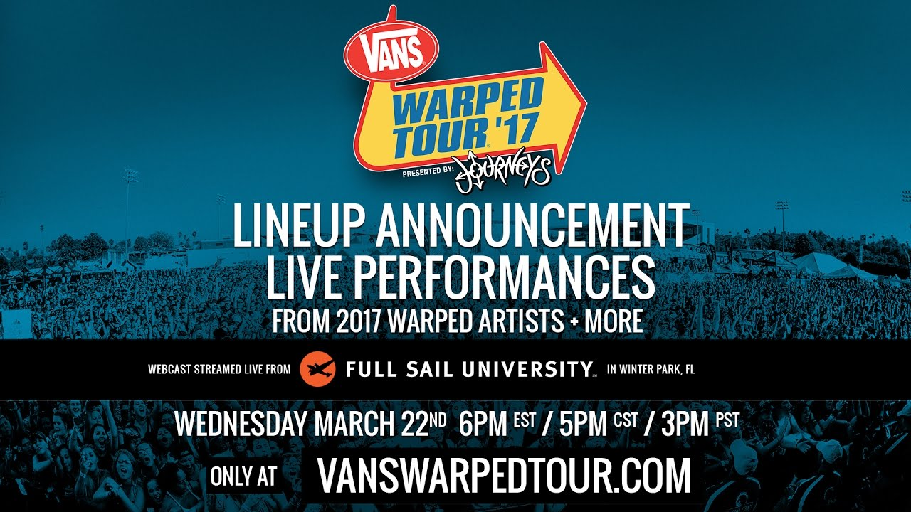 Last-ever Warped Tour reveals Twin Cities lineup