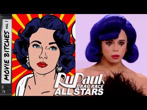 rupaul s drag race all stars 3 episode 5 pop art ball moviebitches