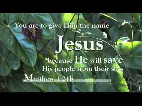 Jesus Is the Sweetest Name I Know
