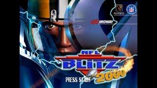 PSX NFL Blitz 2000