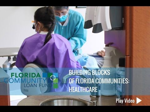 FCLF and CFHC: Building Blocks for Low Income Healthcare