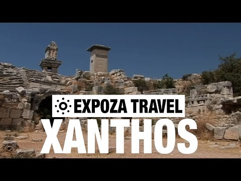 Xanthos (Turkey) Vacation Travel Video Guide Travel Guide Videos