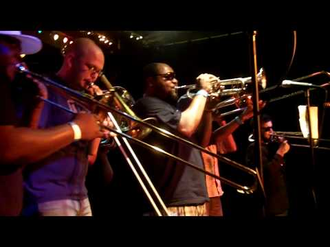 No BS! Brass - I Ain't Even Gonna Call Ya Live at ...