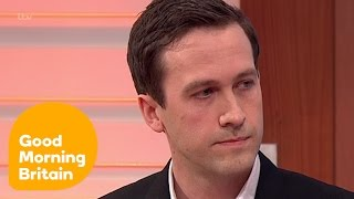 Junior Doctor Quits Live On Good Morning Britain | Good Morning Britain
