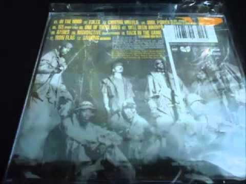 2001  -  Wu Tang Clan  -   Iron Flag            (álbum full)