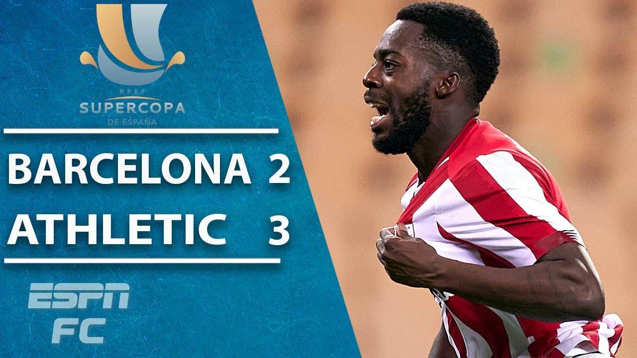 Barcelona Stuns Sevilla With Comeback to Reach Copa Del Rey Final