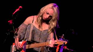 ''IN MY TIME OF DYING'' - SAMANTHA FISH BAND,  may 2014