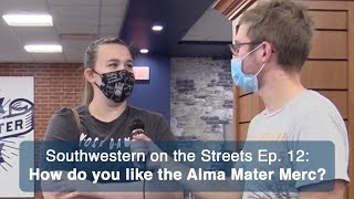 SWOSU students love the new Alma Mater Merc | Southwestern on the Streets Ep. 12