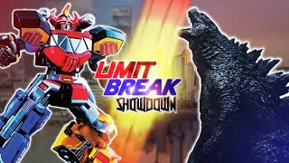 Megazord VS Godzilla (Power Rangers VS Toho) | Limit Break: Showdown