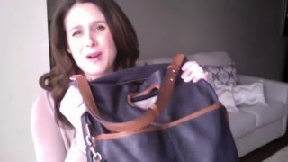 #Momday - Mom's ridiculous purse declutter - Dina Pino