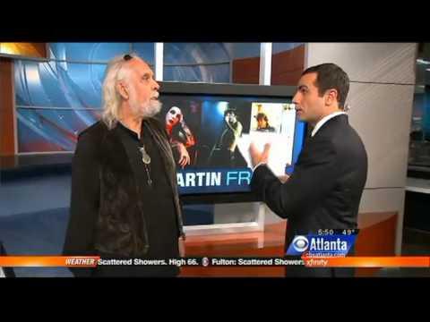 Martin Frias - CBS Interview - Rock Iconic