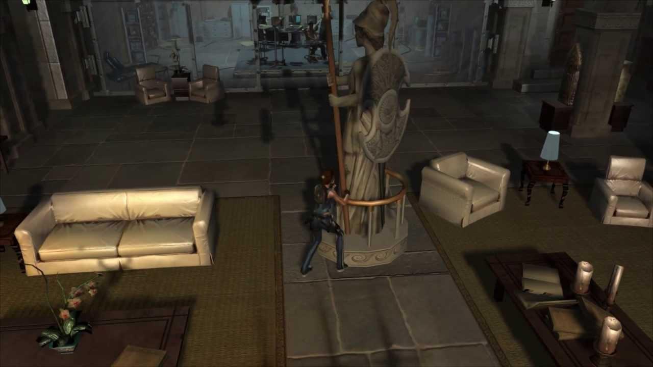 Tomb Raider Legend Complete Walkthrough 100 Croft