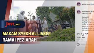 Arie Untung Ungkap Hal Unik Saat Ziarah ke Makam Syekh Ali Jaber - JPNN.com