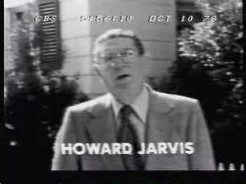 Prop 13's Jarvis Seems to Endorse Rival Candidates: 1978