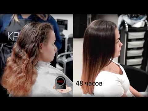 Keratin KZ Кератиновое выпрямление волос