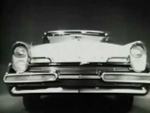 1957 Lincoln Car Commercial Youtube