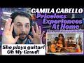 Camila Cabello | Priceless Experiences at Home Reaction