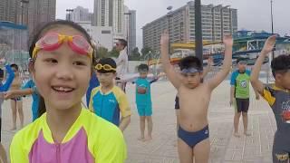 吳氏宗親總會泰伯紀念學校--游泳課2017