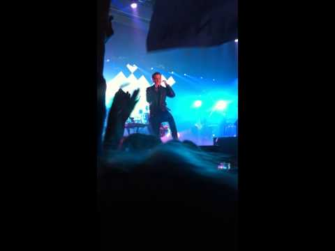 OneRepublic - Secrets (live in Minsk, Belarus - Sports Palace - 5th November 2014)