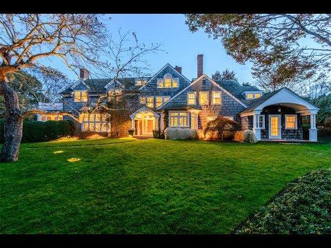 Prestigious Georgica Estate Compound in East Hampton, New York
