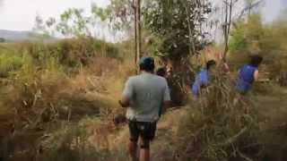 The North Face 100 Thailand 2015 - 15km And 25km Action