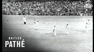 Leeds Test Match Aka The Fourth Test Match (1953)