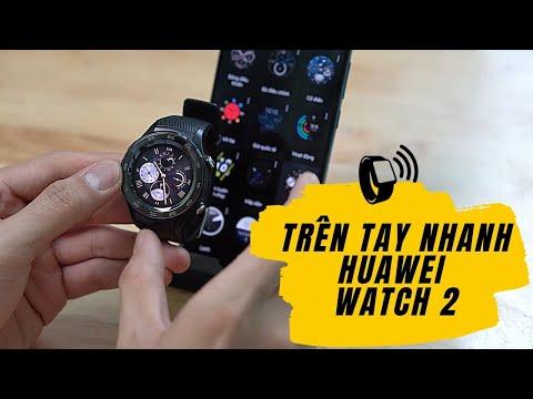 Đồng hồ thông minh Huawei Watch 2 4G