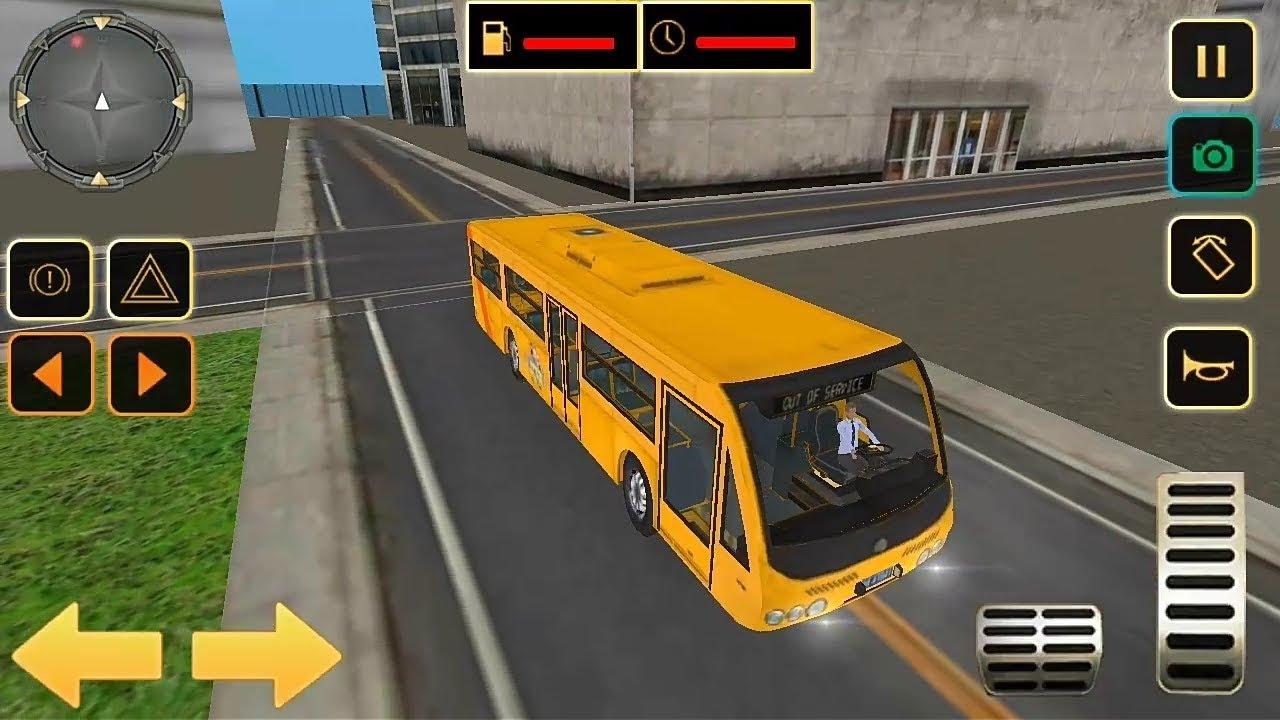 High School Bus Simulator Amazing Bus Games School Bus Game - Minecraft bus spiele