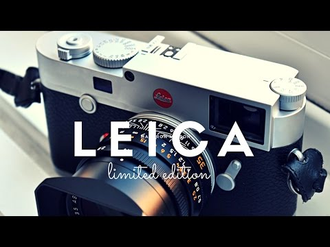 LEICA LIMITED EDITION #VIP (eps 27)