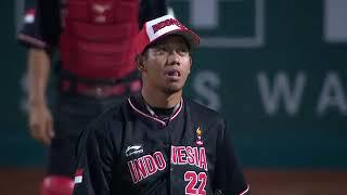 Gambar cover Full Highlight Baseball Putra Korea Selatan Vs Indonesia 15   0   Asian Games 2018   Vidio com