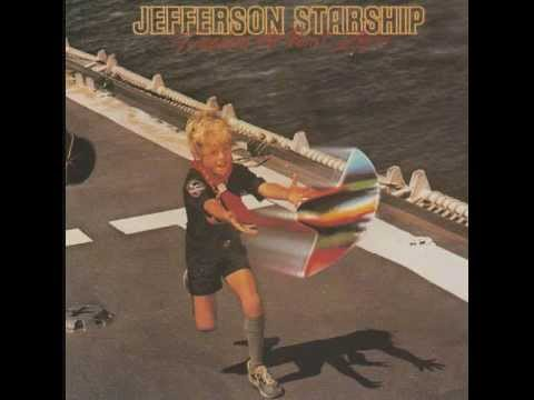 Jefferson Starship - Girl With the Hungry Eyes