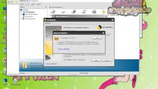 Windows XP Dark Edition v6 Full Option Version in Virtual PC 2007!