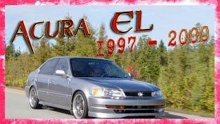 Acura EL (1997 - 2000) - Описание.