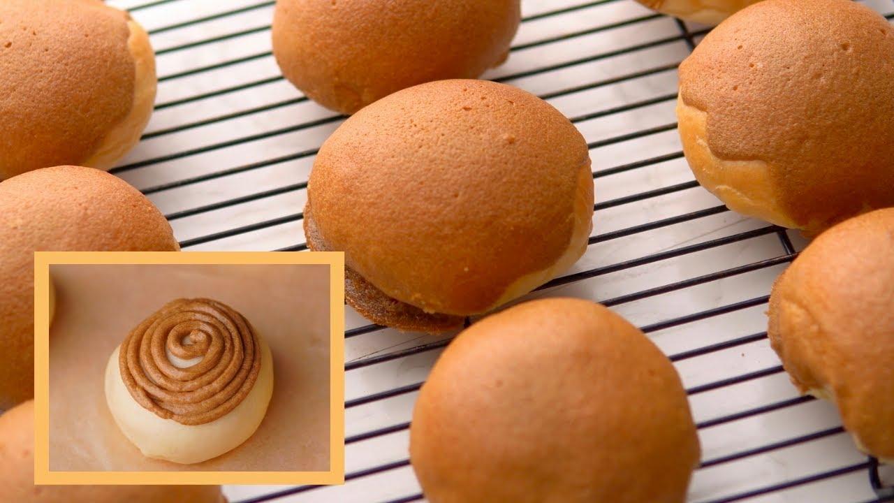 فطائر القهوة (باباروتي) عجينة طرية وطعم لذيذ!
