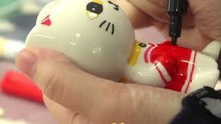 DIY 인형 만들기 - 도자 인형만들기, 크리스마스 인…
