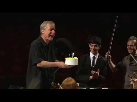 Happy Birthday, David Robertson!! ♥ NYO-USA