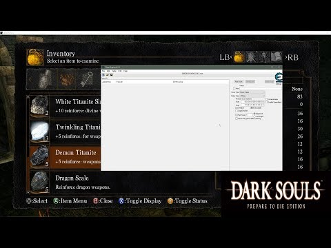 Latest CE table and guide for Dark Souls 3. Contribute to igromanru/Dark-Souls-III-Cheat-Engine-Guide development by creating an account on GitHub.